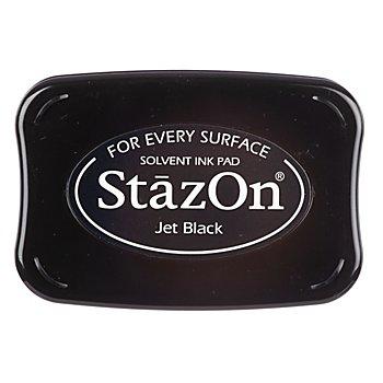 StazOn Stempelkissen, schwarz