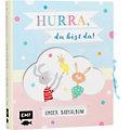 """Album """"Hurra, du bist da! - Unser Babyalbum"""""""