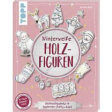 Buch 'Winterweiße Holzfiguren'