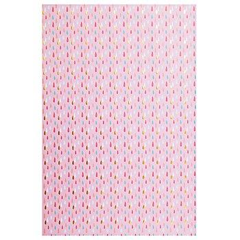 Décopatch-Papier Hot Foil 'Tropfen', 40 x 60 cm