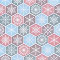 """Serviettes en papier """"flocons de neige"""", 33 x 33 cm, 20 pièces"""