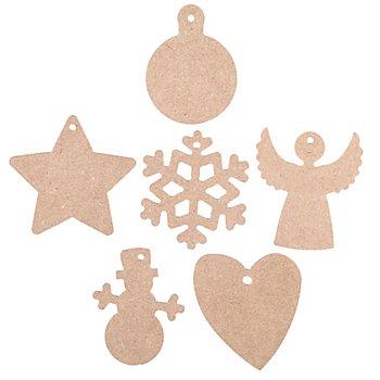 MDF-Hänger 'Weihnachten'