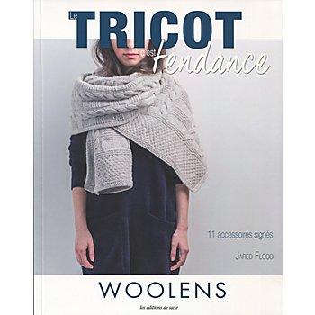 Livre 'Le tricot, c'est tendance'