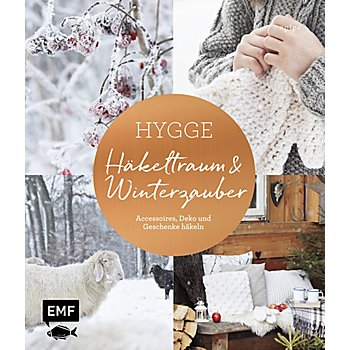 Buch 'HYGGE – Häkeltraum & Winterzauber'