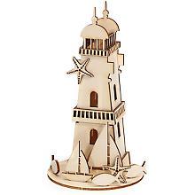 Holzbausatz 'Leuchtturm'