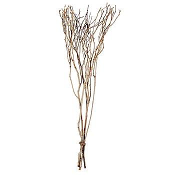 Teebaum-Äste, 3 Stück, natur, 70 cm