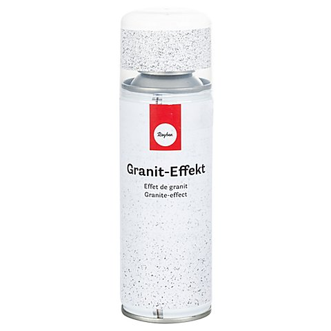 Image of Granit-Effektspray, weiss-grau, 200 ml
