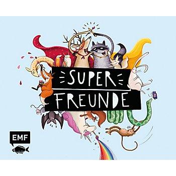 Freundebuch 'Super Freunde'