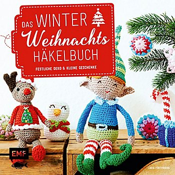 Das Winter Weihnachts Häkelbuch