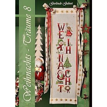 Buch 'Weihnachts-Träume 8'