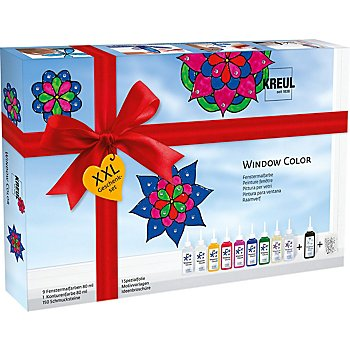 C. Kreul Window Color XXL Geschenkset