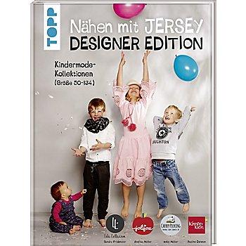 Buch 'Nähen mit Jersey – Designer Edition'