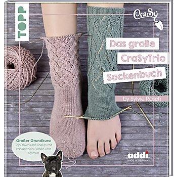 Buch 'Das große CraSyTrio-Sockenbuch'