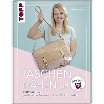 Buch 'Taschen nähen mit DIY-Eule'