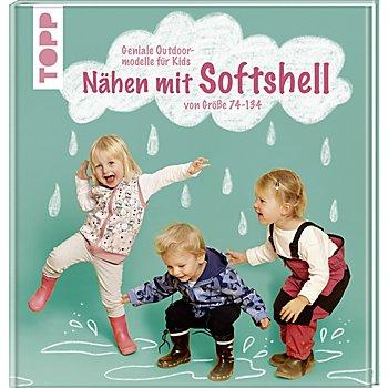 Buch 'Nähen mit Softshell'