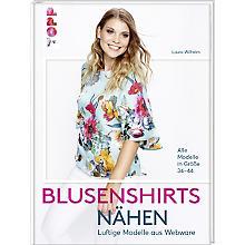Buch 'Blusenshirts nähen – Luftige Modelle aus Webware'