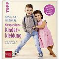 """Buch """"Nähen mit Webware: Klimperkleine Kinderkleidung"""""""