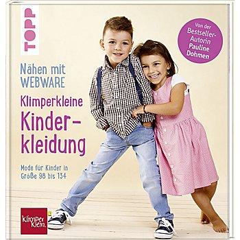 Buch 'Nähen mit Webware: Klimperkleine Kinderkleidung'