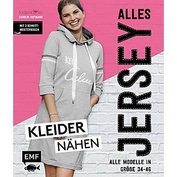 Buch 'Alles Jersey – Kleider nähen'