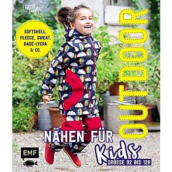 Buch 'Outdoor - Nähen für Kids'