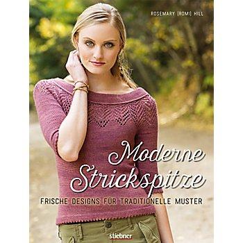 Buch 'Moderne Strickspitze'