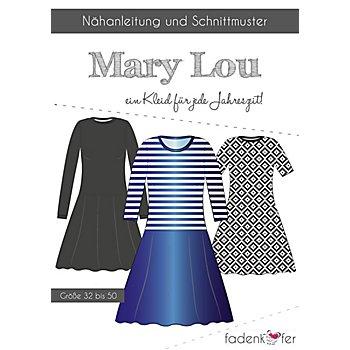 Fadenkäfer Schnitt 'Kleid Mary Lou' für Damen