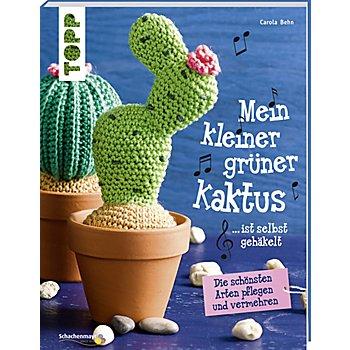 Buch 'Mein kleiner grüner Kaktus ist selbst gehäkelt'