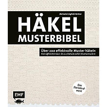 Buch 'Die Häkelmusterbibel - über 200 effektvolle Muster häkeln'