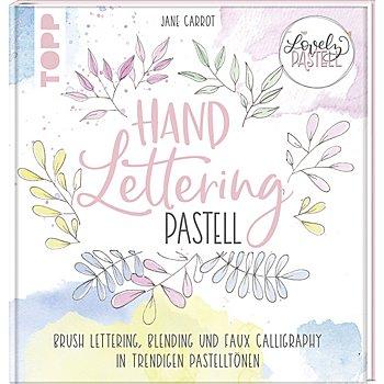 Buch 'Lovely Pastell – Handlettering Pastell'