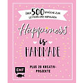 "Buch ""Happiness is Handmade"""