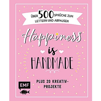 Buch 'Happiness is Handmade'