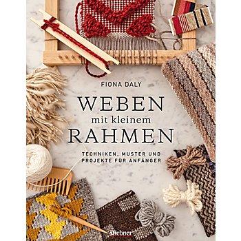 Buch 'Weben mit kleinem Rahmen'