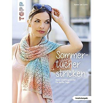 Buch 'Sommertücher stricken'