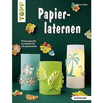 Buch 'Papierlaternen - Stimmungsvolle Leuchtdeko für alle Jahreszeiten'