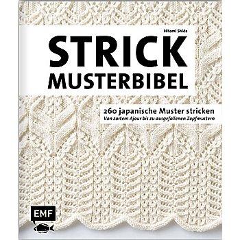 Buch 'Die Strickmusterbibel - 260 Japanische Muster stricken'