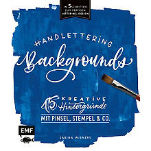 Buch 'Handlettering Backgrounds'