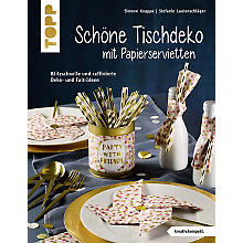 Buch 'Schöne Tischdeko mit Papierservietten'