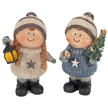 Deko-Figuren 'Kinder', 7 cm