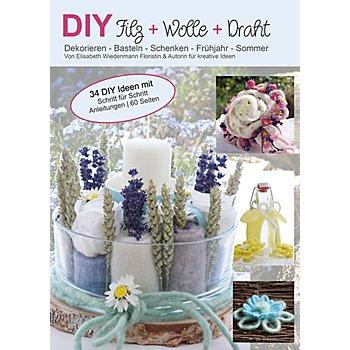 Magazin 'DIY Filz + Wolle + Draht', Frühjahr