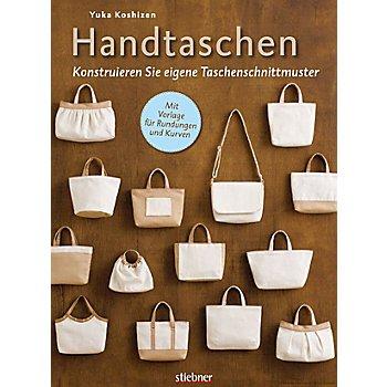 Buch 'Handtasche – konstruieren Sie eigene Taschenschnittmuster'