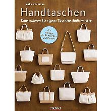 Buch 'Handtasche - konstruieren Sie eigene Taschenschnittmuster'