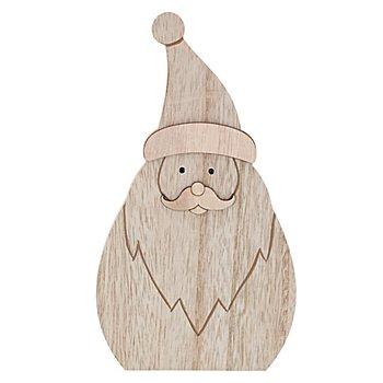 Père Noël en MDF, 26 cm
