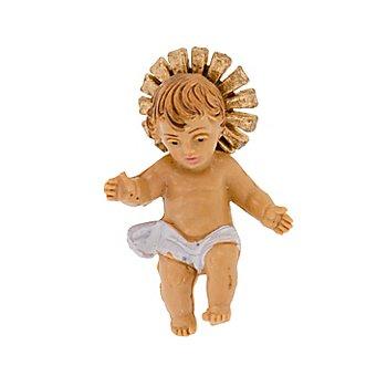 Jesuskind mit Heiligenschein, 5 cm