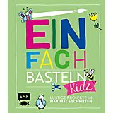 """Buch """"Einfach Basteln - Kids"""