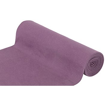 Tissu bord-côte 'confort', violet