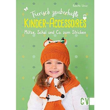 Buch 'Tierisch zauberhafte Kinder-Accessoires'