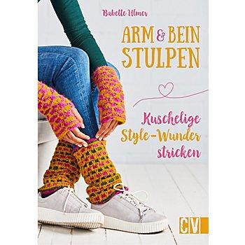 Buch 'Arm- & Beinstulpen'
