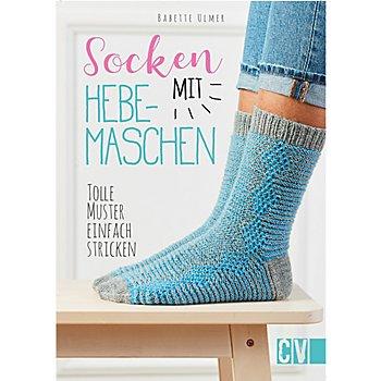 Buch 'Socken mit Hebemaschen'