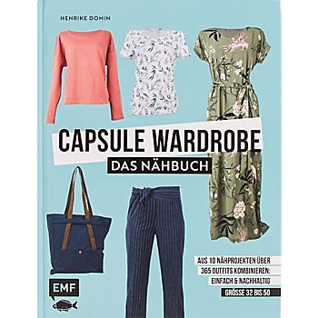 Buch 'Capsule Wardrobe – das Nähbuch'
