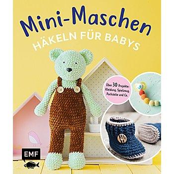 Buch 'Mini-Maschen – Häkeln für Babys'